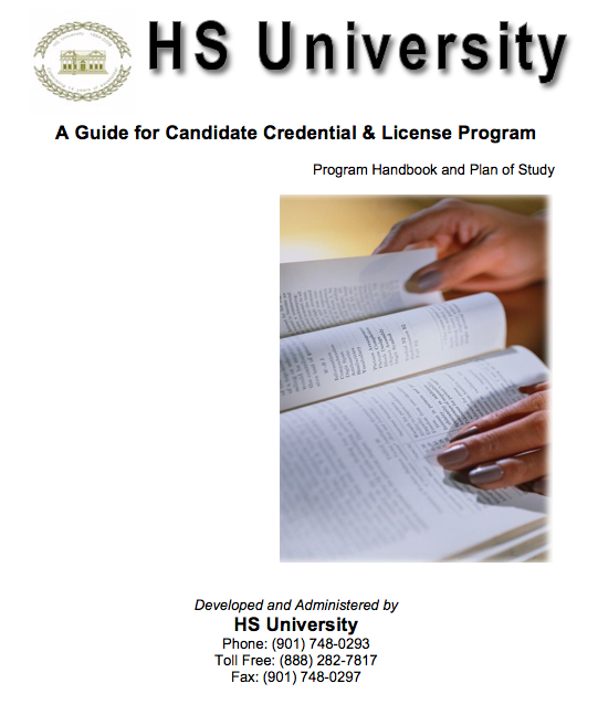 Credential and License Guide